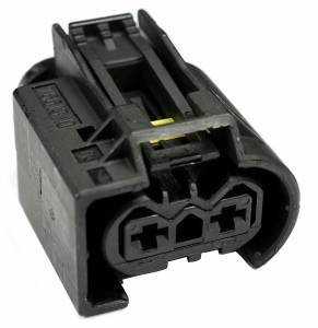 Connectors - 2 Cavities - Connector Experts - Normal Order - CE2005A