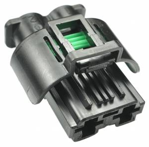 Connectors - 2 Cavities - Connector Experts - Normal Order - CE2044F