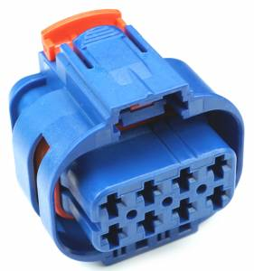 Connectors - 8 Cavities - Connector Experts - Normal Order - CE8046BL