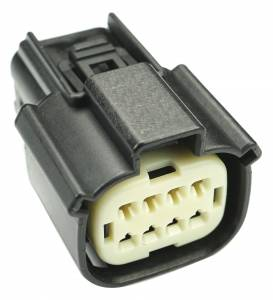 Connectors - 8 Cavities - Connector Experts - Normal Order - CE8030F