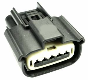 Connectors - 5 Cavities - Connector Experts - Normal Order - CE5030BK