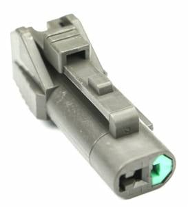 Connectors - 1 Cavity - Connector Experts - Normal Order - CE1036F