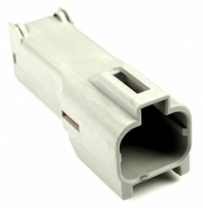 Connectors - 1 Cavity - Connector Experts - Normal Order - CE1037M