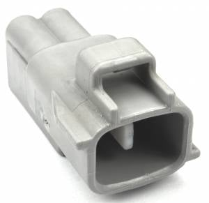 Connectors - 2 Cavities - Connector Experts - Normal Order - CE2030M