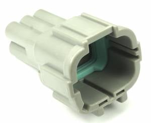 Connectors - 6 Cavities - Connector Experts - Normal Order - CE6041M
