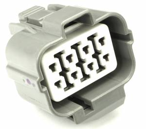 Connectors - 8 Cavities - Connector Experts - Normal Order - CE8049F