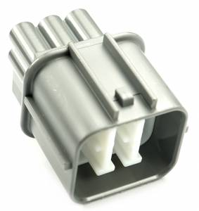 Connectors - 6 Cavities - Connector Experts - Normal Order - CE6060M