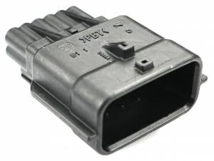 Connectors - 12 Cavities - Connector Experts - Normal Order - CET1218M