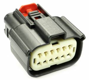 Connectors - 12 Cavities - Connector Experts - Normal Order - CET1210FCS