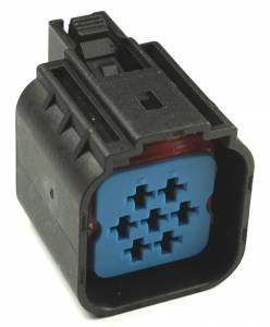 Connectors - 7 Cavities - Connector Experts - Normal Order - CE7009
