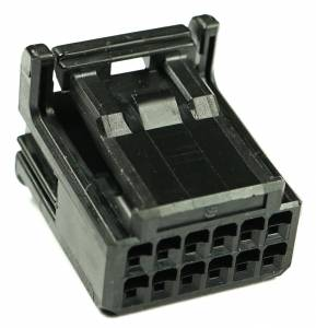 Connectors - 12 Cavities - Connector Experts - Normal Order - CET1227