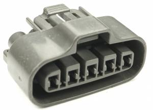 Connectors - 5 Cavities - Connector Experts - Normal Order - CE5036