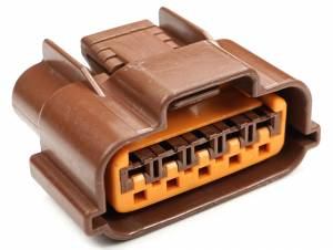 Connectors - 5 Cavities - Connector Experts - Normal Order - CE5040