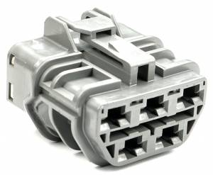 Connectors - 5 Cavities - Connector Experts - Normal Order - CE5042F