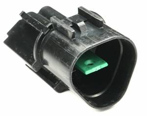 Connectors - 3 Cavities - Connector Experts - Normal Order - CE3043M