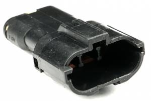 Connectors - 3 Cavities - Connector Experts - Normal Order - CE3045M