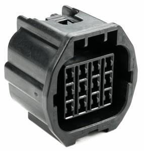 Connectors - 12 Cavities - Connector Experts - Normal Order - CET1232F