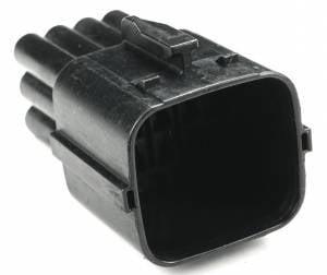 Connectors - 12 Cavities - Connector Experts - Normal Order - CET1232M