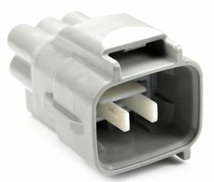 Connectors - 6 Cavities - Connector Experts - Normal Order - CE6045M