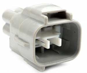 Connectors - 6 Cavities - Connector Experts - Normal Order - CE6032M