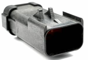 Connectors - 6 Cavities - Connector Experts - Normal Order - CE6003M