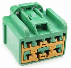 Connectors - 8 Cavities - Connector Experts - Normal Order - CE8057