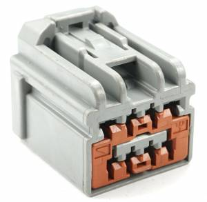 Connectors - 8 Cavities - Connector Experts - Normal Order - CE8060