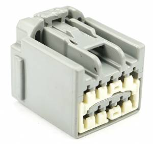 Connectors - 10 Cavities - Connector Experts - Normal Order - CET1038AF