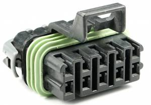 Connectors - 10 Cavities - Connector Experts - Normal Order - CET1040