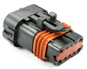 Connectors - 10 Cavities - Connector Experts - Normal Order - CET1044