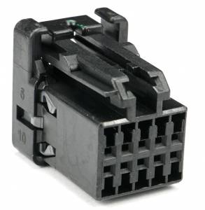 Connectors - 10 Cavities - Connector Experts - Normal Order - CET1073