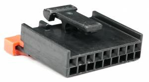 Connectors - 9 Cavities - Connector Experts - Normal Order - CE9004