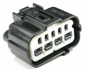 Connectors - 9 Cavities - Connector Experts - Normal Order - CE9005