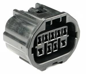 Connectors - 9 Cavities - Connector Experts - Normal Order - CE9006