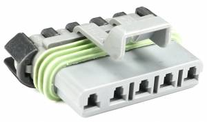 Connectors - 5 Cavities - Connector Experts - Normal Order - CE5046