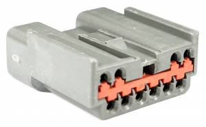 Connectors - 10 Cavities - Connector Experts - Special Order 100 - CET1077GY