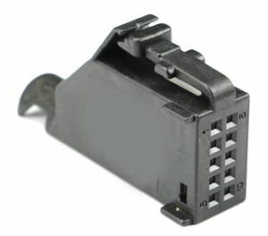 Connectors - 10 Cavities - Connector Experts - Normal Order - CET1081