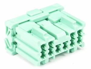 Connectors - 10 Cavities - Connector Experts - Normal Order - CET1083