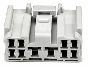 Connectors - 10 Cavities - Connector Experts - Normal Order - CET1071