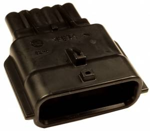 Connectors - 6 Cavities - Connector Experts - Normal Order - CE6009M