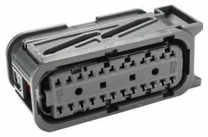 Connectors - 24 Cavities - Connector Experts - Special Order 100 - CET2406