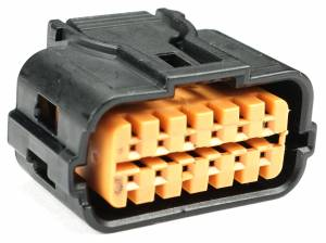Connectors - 12 Cavities - Connector Experts - Special Order 100 - CET1235F