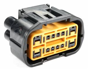 Connectors - 12 Cavities - Connector Experts - Special Order 100 - CET1238F