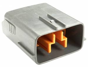 Connectors - 9 Cavities - Connector Experts - Normal Order - CE9009M