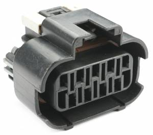 Connectors - 9 Cavities - Connector Experts - Normal Order - CE9011
