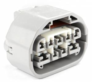 Connectors - 9 Cavities - Connector Experts - Normal Order - CE9015