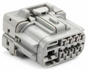 Connectors - 9 Cavities - Connector Experts - Normal Order - CE9018
