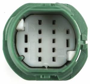 Connectors - 14 Cavities - Connector Experts - Normal Order - CET1419