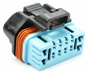 Connectors - 12 Cavities - Connector Experts - Normal Order - CET1240
