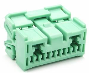 Connectors - 12 Cavities - Connector Experts - Normal Order - CET1241